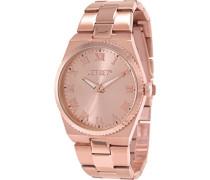 Damen-Armbanduhr Success Analog Quarz Edelstahl J6110R-022