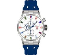- Herren -Armbanduhr 51000WHFLAGGOB