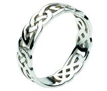 Sterling Silber Keltischer Knoten BA9190210150Band–Größe Z
