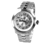 Damen-Armbanduhr Analog Quarz Edelstahl EL900171004