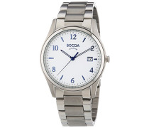Herren-Armbanduhr XL Titanium Analog Quarz Titan 3562-04