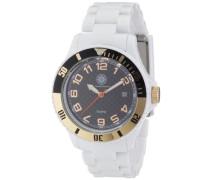 Damen-Armbanduhr Nice Analog Plastik CD-NICL-QZ-RBWH-PCRG-BK