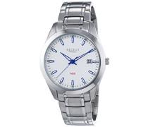 Regent Herren-Armbanduhr XL Analog Automatik Edelstahl 11150573