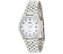 Herren-Armbanduhr Analog Quarz Edelstahl 15031/1