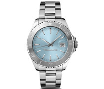 Damen-Armbanduhr Analog Quarz B08000230