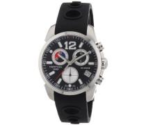 Certina Herren-Armbanduhr XL Chronograph Quarz Kautschuk C016.417.17.057.00