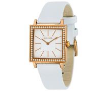 Pierre Cardin Damen-Armbanduhr Clarte Dame Analog Quarz Leder PC105552F03