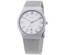 Time Herren-Armbanduhr Slim Classic 11937-000
