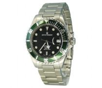 Herren-Armbanduhr XL Diver Analog Automatik Edelstahl 17571.2134
