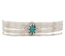 Damen-Manschetten Armbänder Edelstahl E18LIBISWH
