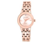 Damen-Armbanduhr Analog Quarz Edelstahl AK/N1930RGRG