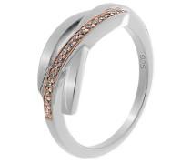Damen-Ring zirkonia Ringgröße 56 (17.8) - ZR-7232/56