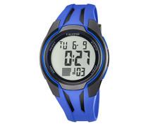 Unisex -Armbanduhr  Digital  Digital Plastik K5703/3