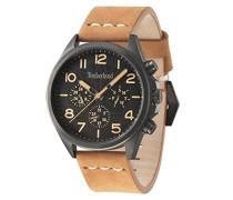 Timberland Herren-Armbanduhr BARTLETT Chronograph Quarz 14400JSU/02