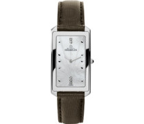 Damen-Armbanduhr Analog Leder Braun 17472/59SC