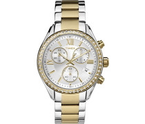 Damen-Armbanduhr Chronograph Quarz TW2P67000