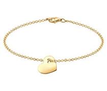 Goldhimmel Damen Armband 925 Sterling Silber 18 cm 0209131113_18