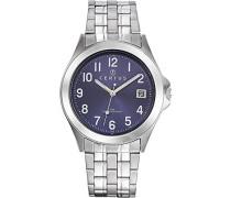 Herren-Armbanduhr 616294 Analog Quarz Silber 616294