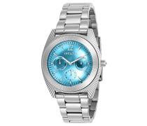Damen-Armbanduhr Analog Quarz Edelstahl-23748