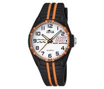 Unisex-Armbanduhr Analog Quarz Plastik 18261/3