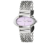 Damen-Armbanduhr Analog Quarz Edelstahl ES2EQ72.6146.710