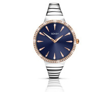Damen-Armbanduhr Analog Quarz 2218.37