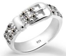 Damen-Ring Klassik  and the City 925 Sterling Silber