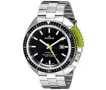 Herren-Armbanduhr  HYDRO SUB Analog Quarz Leder 53200 3NVM NIN