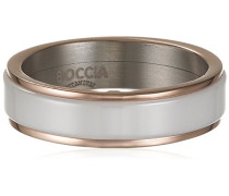 Boccia Unisex-Ring Titan Gr. 60 (19.1) - 0132-0260