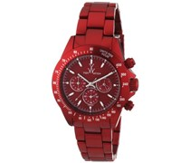 ToyWatch Unisex-Armbanduhr Chronograph Aluminium ME11RD