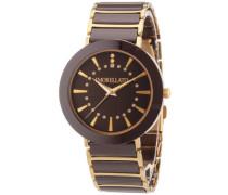 Damen-Armbanduhr Firenze Analog Keramik R0153103505