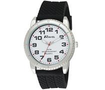 Herren-Armbanduhr Analog Quarz Schwarz R5-20.3G