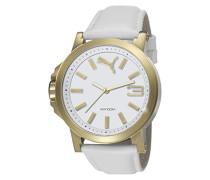 Damen-Armbanduhr Ultrasize 45 Analog Quarz Leder PU103462016
