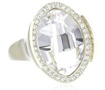 Damen-Ring Vergoldetes Metall Kristall Swarovski 336375