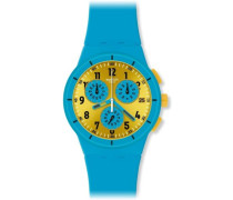 Swatch Quarzuhr Unisex Maresoli  42 mm