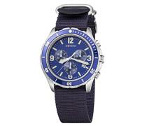 Herren-Armbanduhr Aqua Steel Analog Quarz WBD.14440.ND