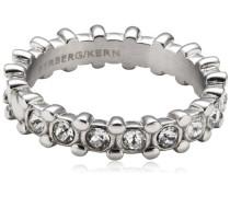 Damen-Ring Edelstahl Gafa II ss crystal
