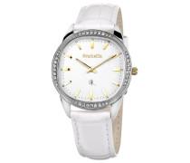 Orphelia Damen-Armbanduhr Analog Quarz Leder OR53171211