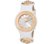 Versus  Damen -Armbanduhr  Analog  Quarz Leder SCG060016