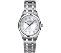 Certina Herren-Armbanduhr XL Analog Quarz Edelstahl C022.410.11.030.00