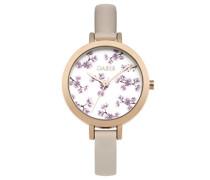 Oasis Damen-Armbanduhr Analog Quarz b1578