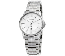 Damen-Armbanduhr XS Analog Edelstahl 132-2708-88
