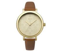 Oasis Damen-Armbanduhr Analog Quarz B1545