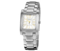 Damen-Armbanduhr Analog Quarz Edelstahl