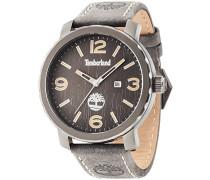 Timberland Herren-Armbanduhr Pinkerton Analog Quarz 14399XSU/13