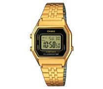 Collection Frauen-Armbanduhr Digital Edelstahl – LA680WEGA-1ER