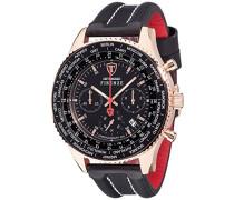 DETOMASO Herren-Armbanduhr Chronograph Quarz DT1045-I
