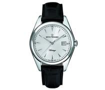Herren-Armbanduhr HERITAGE Analog Automatik Leder 21010.2532