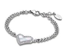 Damen Armband Edelstahl 22.7 cm LS1670-2/1
