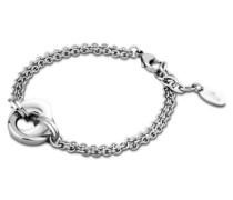 Style Jewelry Damen Armband Edelstahl Porzellan 21.0 cm LS1610-2/1
